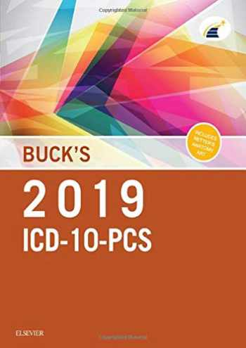 9780323582650-0323582656-Buck's 2019 ICD-10-PCS