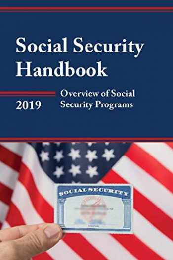 9781641433266-1641433264-Social Security Handbook 2019: Overview of Social Security Programs