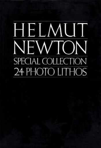 9780930186074-0930186079-Helmut Newton, special collection, 24 photo lithos (An Xavier Moreau book)