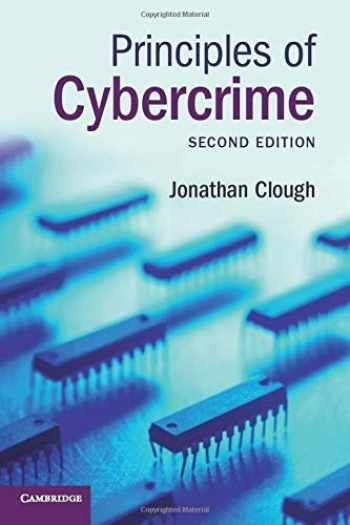 9781107698161-1107698162-Principles of Cybercrime