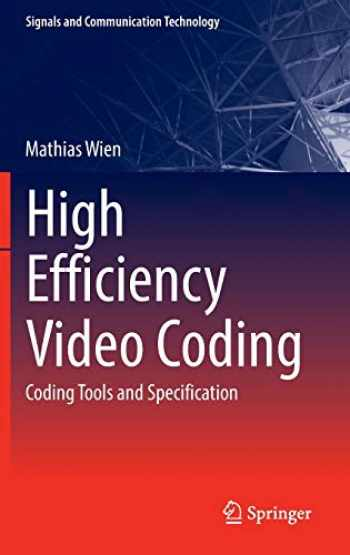9783662442753-3662442752-High Efficiency Video Coding: Coding Tools and Specification (Signals and Communication Technology)