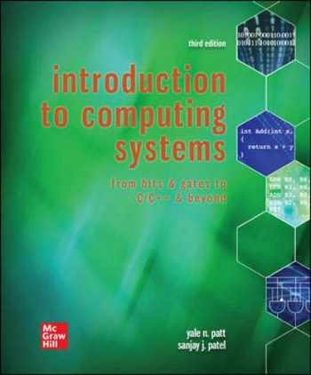 9781260150537-1260150534-Introduction to Computing Systems: From Bits & Gates to C/C++ & Beyond