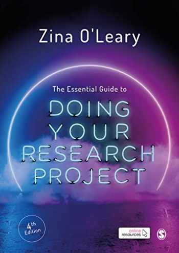 9781529713466-1529713463-The Essential Guide to Doing Your Research Project