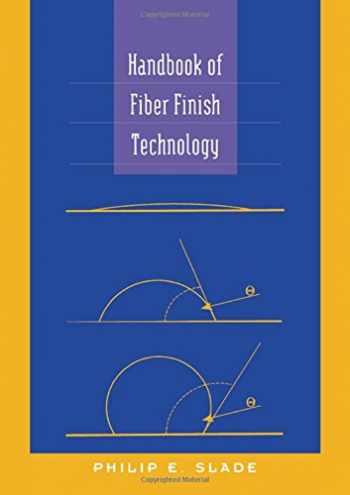 9780824700485-0824700481-Handbook of Fiber Finish Technology