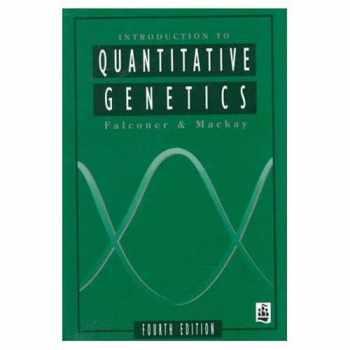 9780582243026-0582243025-Introduction to Quantitative Genetics