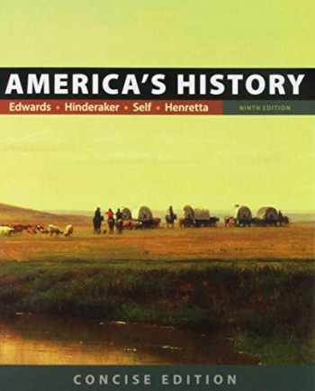 9781319196080-131919608X-America's History: Concise Edition, 9e, Combined Volume & LaunchPad for America's History and America's History: Concise Edition 9e (Twelve Months Access)