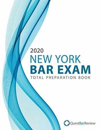 9781651337578-1651337578-2020 New York Bar Exam Total Preparation Book