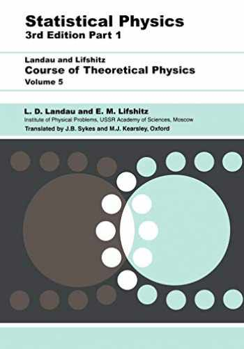 9780750633727-0750633727-Statistical Physics, Third Edition, Part 1: Volume 5 (Course of Theoretical Physics, Volume 5)
