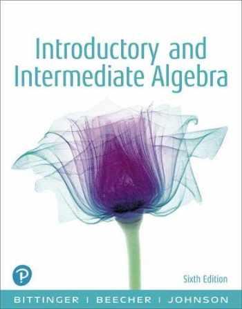 9780134686486-0134686489-Introductory and Intermediate Algebra
