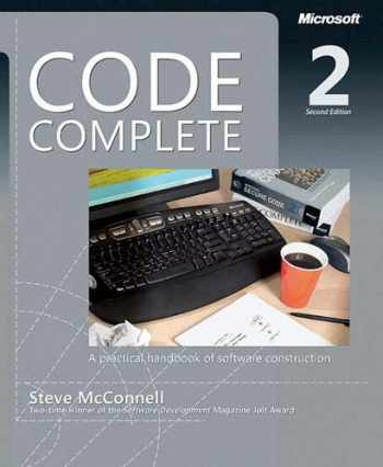 9780735619678-0735619670-Code Complete: A Practical Handbook of Software Construction, Second Edition