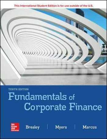 9781260566093-1260566099-Fundamentals of Corporate Finance