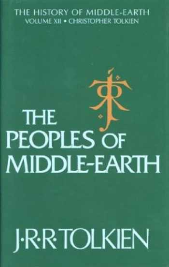 9780395827604-0395827604-The Peoples of Middle-Earth: The History of Middle-Earth, Vol. 12