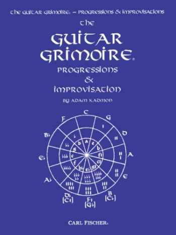 9780825831973-0825831970-GT15 - Guitar Grimoire: Progressions & Improvisation