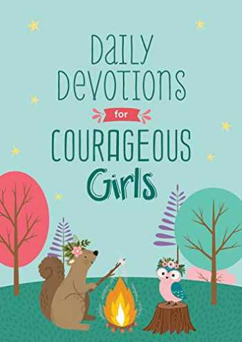 9781643525242-1643525247-Daily Devotions for Courageous Girls