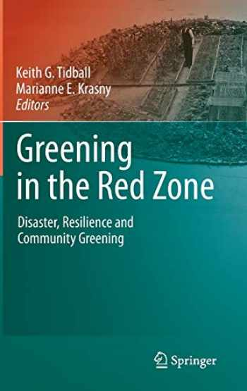 9789048199464-9048199468-Greening in the Red Zone: Disaster, Resilience and Community Greening