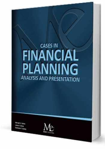 9781946711687-1946711683-Cases in Financial Planning
