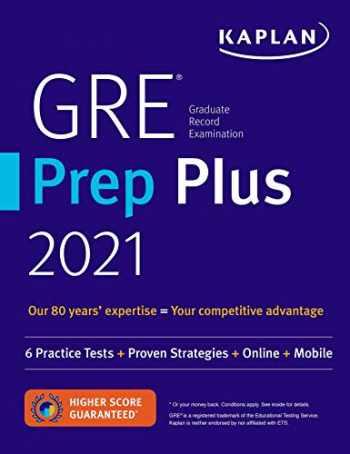 9781506262437-1506262430-GRE Prep Plus 2021