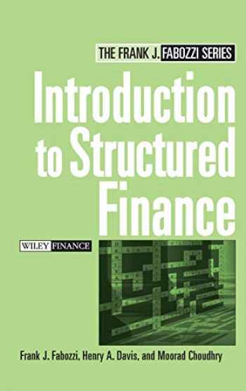 9780470045350-0470045353-Introduction to Structured Finance