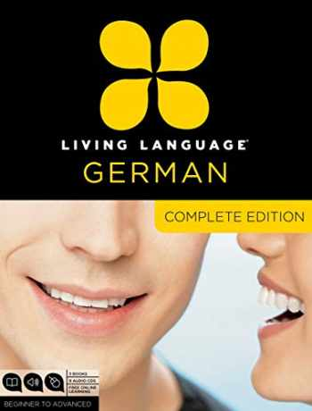 9780307478559-0307478556-Living Language German, Complete Edition: Beginner through advanced course, including 3 coursebooks, 9 audio CDs, and free online learning