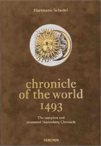9783822812952-3822812951-Hartmann Schedel: Nuremberg Chronicle (Taschen Jumbo Series)