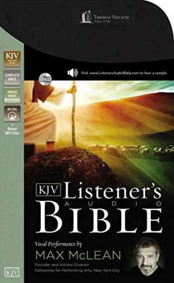 9780718078669-0718078667-KJV, Listener's Audio Bible, Audio CD