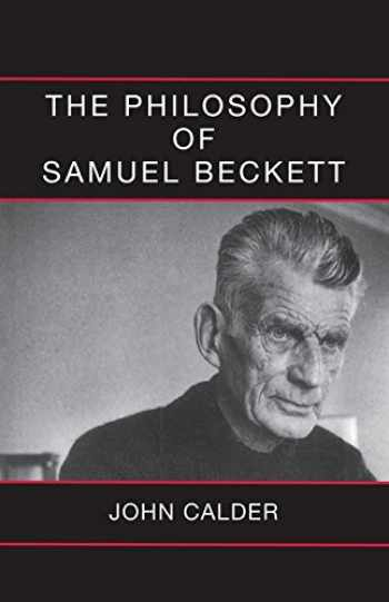 9780714542836-0714542830-The Philosophy of Samuel Beckett