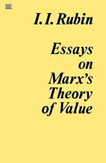 9780919618183-0919618189-Essays on Marx's Theory Of Value (Black Rose Books; D13)