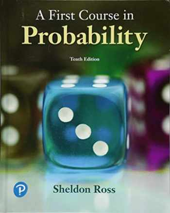 9780134753119-0134753119-A First Course in Probability (10th Edition)