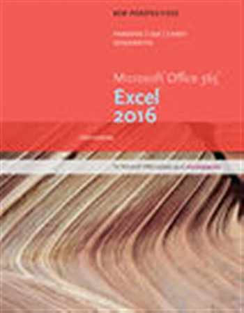 9781305880412-1305880412-New Perspectives Microsoft Office 365 & Excel 2016: Intermediate