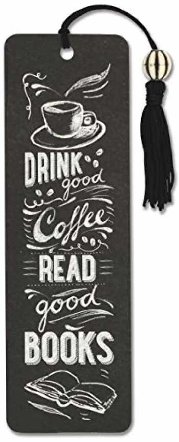 9781441324238-1441324232-Coffee & Books Beaded Bookmark