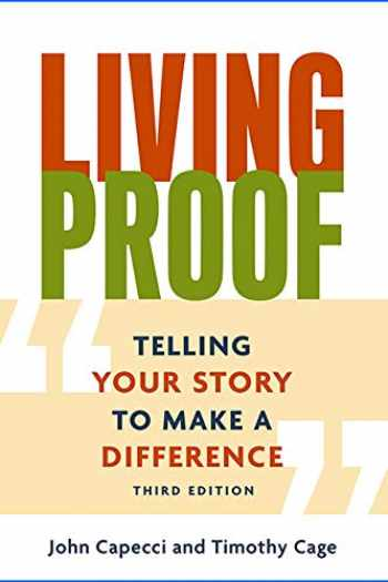 9780983870371-0983870373-Living Proof: Telling Your Story to Make a Difference
