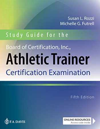 9780803669024-080366902X-Study Guide for the Board of Certification, Inc., Athletic Trainer Certification Examination