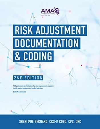 9781640160392-1640160396-Risk Adjustment Documentation & Coding, 2nd Edition