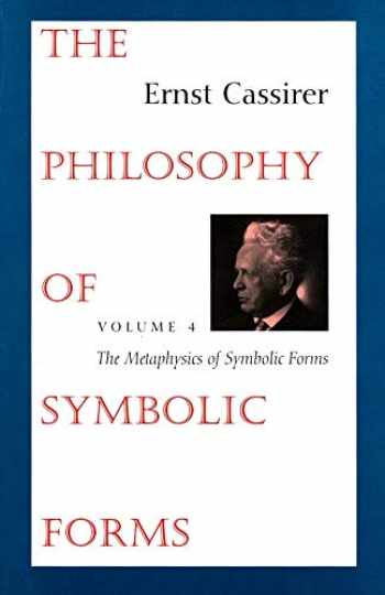 9780300074338-0300074336-The Philosophy of Symbolic Forms: Volume 4: The Metaphysics of Symbolic Forms (Vol 4)