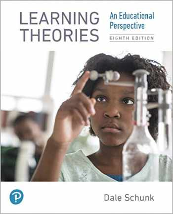9780134893754-0134893751-Learning Theories: An Educational Perspective (8th Edition)