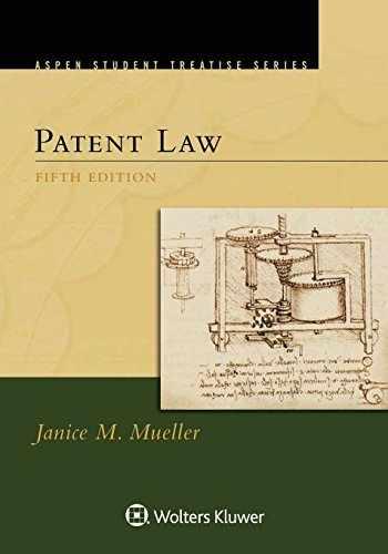 9781454873822-1454873825-Patent Law (Aspen Treatise)