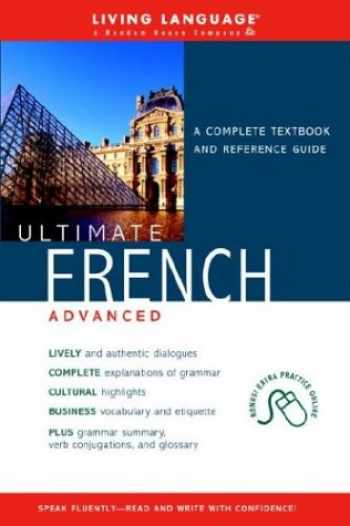 9781400020553-1400020557-Ultimate French Advanced (Coursebook) (Ultimate Advanced)