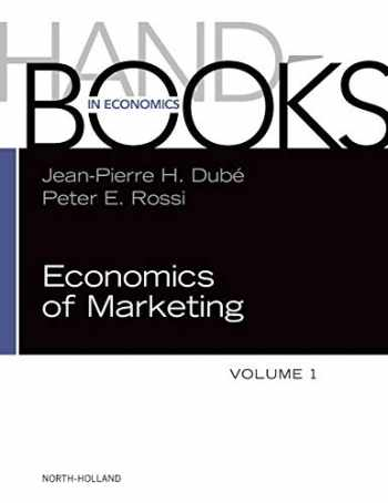 9780444637598-0444637591-Handbook of the Economics of Marketing (Volume 1) (Handbooks in Economics)