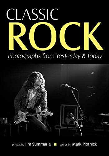 9781682034101-1682034100-Classic Rock: Photographs from Yesterday & Today