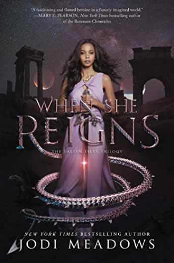 9780062469465-0062469460-When She Reigns (Fallen Isles, 3)