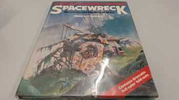 9780896730229-0896730220-Spacewreck: Ghostships and Derelicts of Space (Terran Trade Authority Handbook)