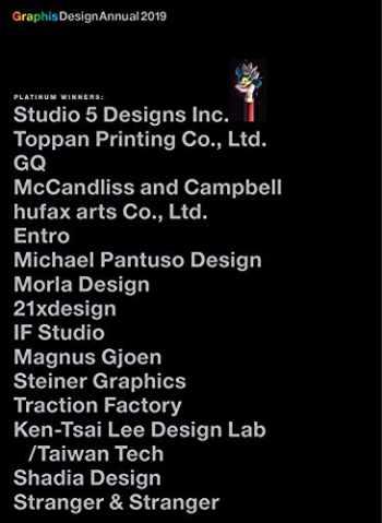 9781931241717-1931241716-Graphis Design Annual 2019