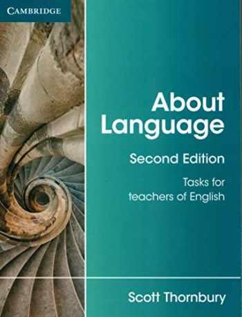 9781107667198-1107667194-About Language: Tasks for Teachers of English (Cambridge Teacher Training and Development)