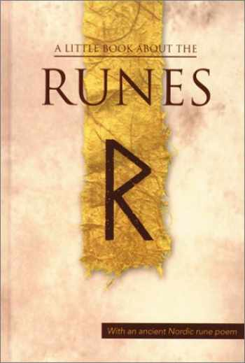 9789979856382-9979856386-A Little Book About the Runes (Viking Series - Literary Pearls from the Viking Age)