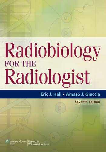 9781608311934-1608311937-Radiobiology for the Radiologist