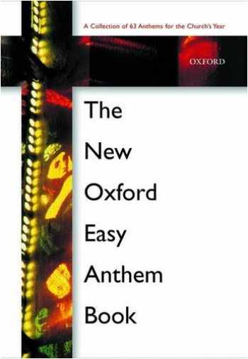 9780193355781-0193355787-The New Oxford Easy Anthem Book: Spiral bound edition (Oxford Anthems)