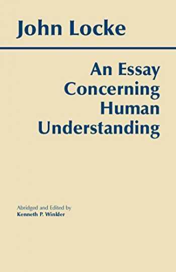 9780872202160-087220216X-An Essay Concerning Human Understanding (Hackett Classics)