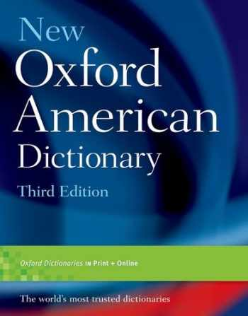 9780195392883-0195392884-New Oxford American Dictionary 3rd Edition
