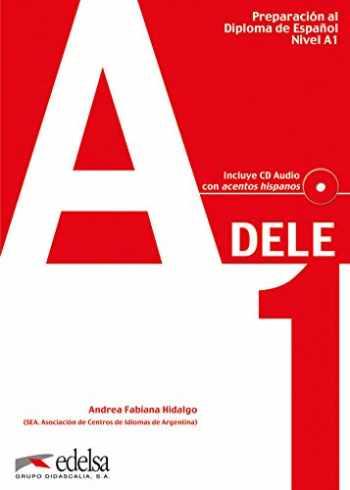 9788477116806-8477116806-Preparación al DELE A1 - libro del alumno + CD audio (Preparación Al Dele - Jóvenes Y Adultos - Preparación Al Dele - Nivel A1) (French Edition)