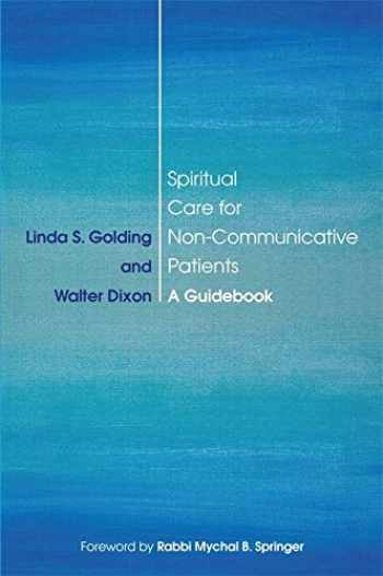 9781785927423-1785927426-Spiritual Care for Non-Communicative Patients